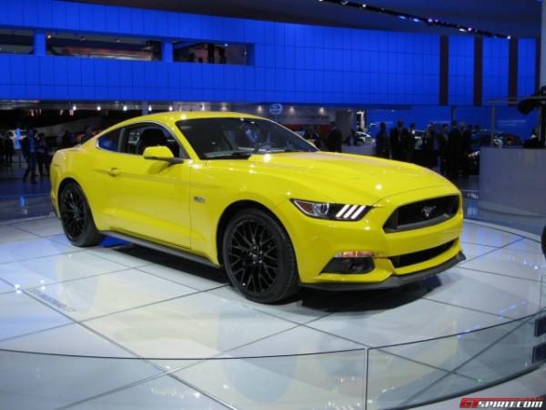 Ford нашли серьезную проблему в новом Mustang