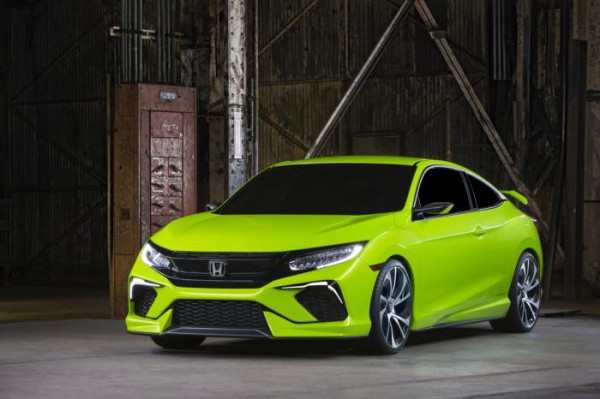 Honda Civic концепт