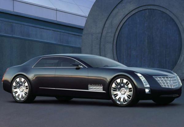 Cadillac отказался от седана CT8