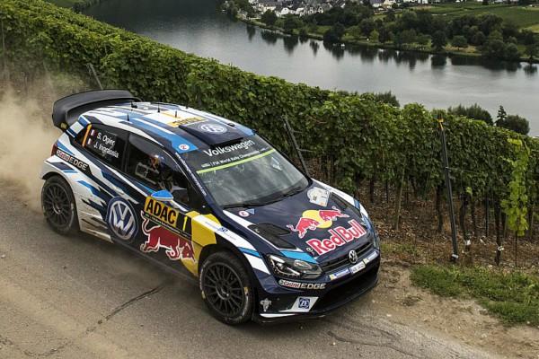 wrc rally germany 2016 - #WRC: ралли Германии