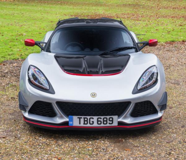 Exige Sport 01 - Lotus представила самый экстремальный  Exige