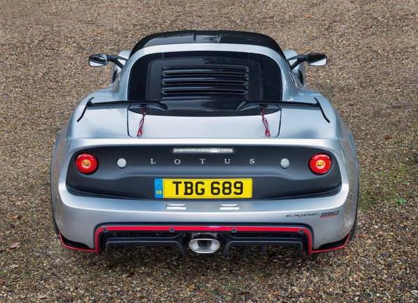 Exige Sport 07 - Lotus представила самый экстремальный  Exige