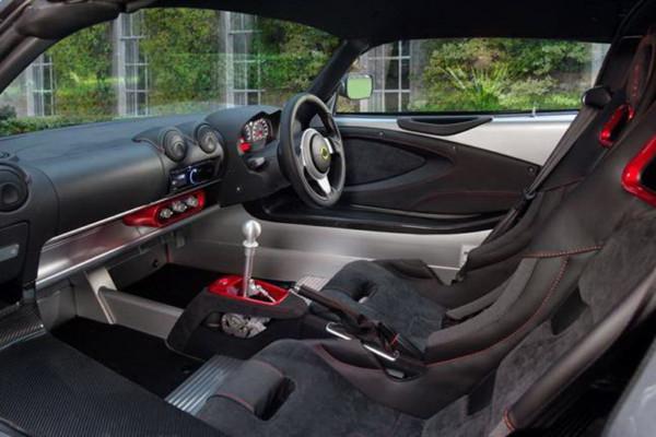 Exige Sport 10 - Lotus представила самый экстремальный  Exige