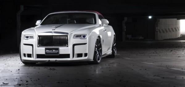 Wald Black Bison Rolls Royce Dawn 10 - Японцы преобразили  Rolls-Royce Dawn