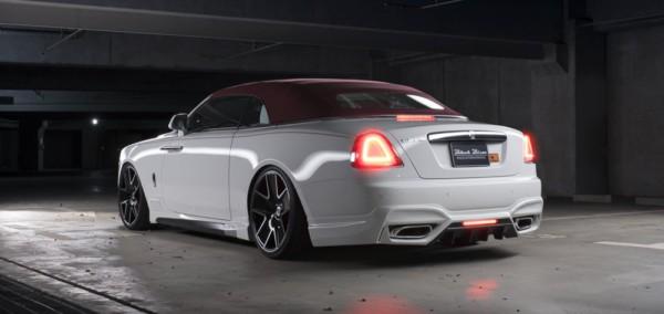 Wald Black Bison Rolls Royce Dawn 2 - Японцы преобразили  Rolls-Royce Dawn