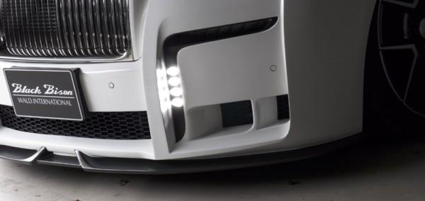 Wald Black Bison Rolls Royce Dawn 3 - Японцы преобразили  Rolls-Royce Dawn