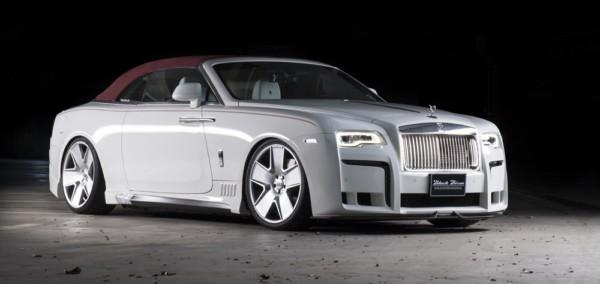 Wald Black Bison Rolls Royce Dawn 5 - Японцы преобразили  Rolls-Royce Dawn